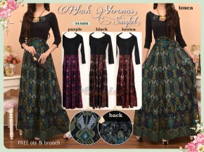 black veronas songket 11 1415 140rb