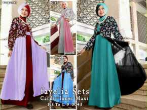 favelia sets 9 0043 170rbsleeveless rayon spdx super combinaton hycon cardigan korean spandex without pashmina po 29 nov