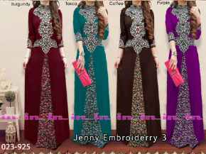 pre order 13 sept jenny embroidery 023 925160rb rayon spdx super combi korean spdx