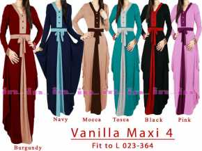 vanilla 4 maxidress 140rbrayon spandex superremoveable belt20po 29 nov